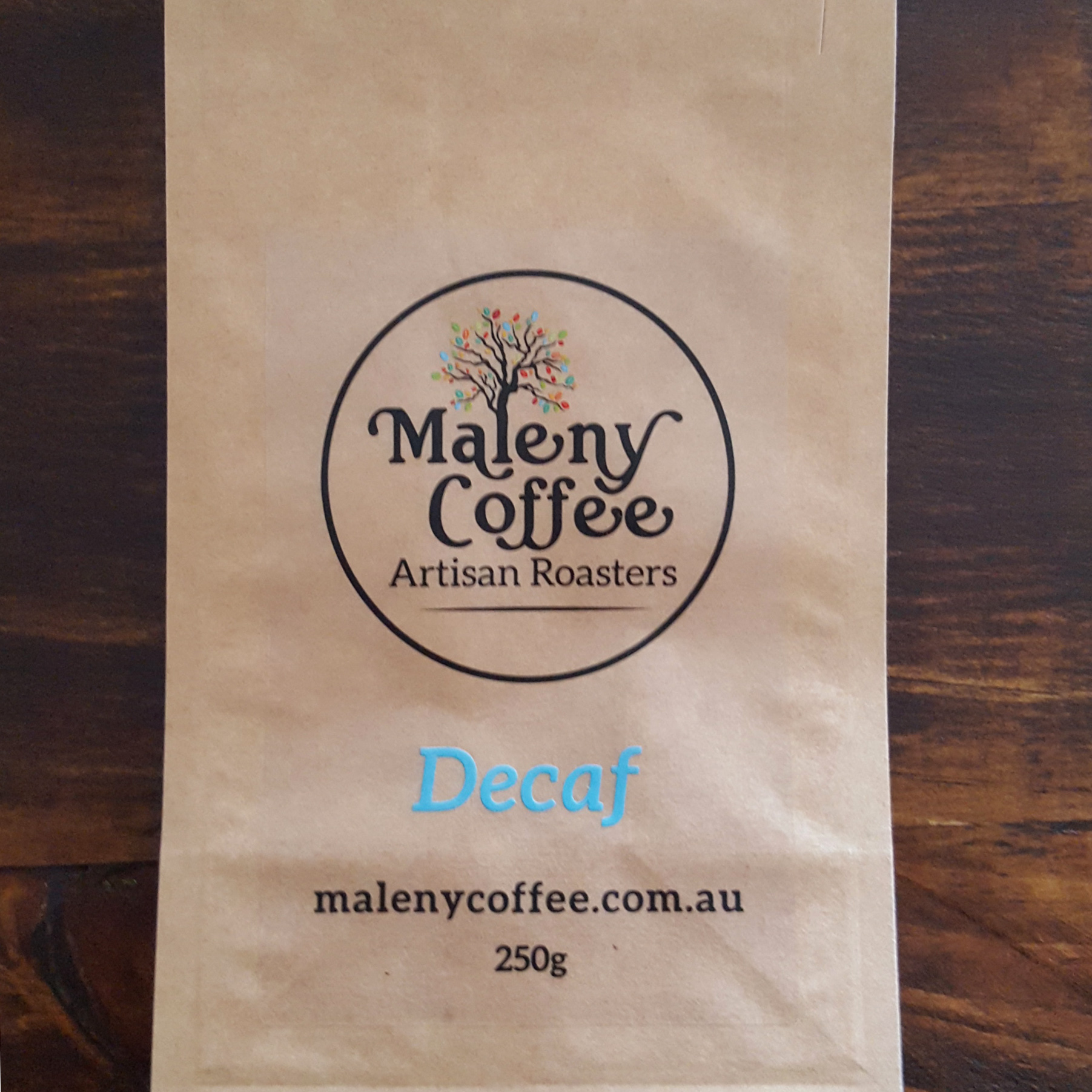 Maleny Coffee Decaf