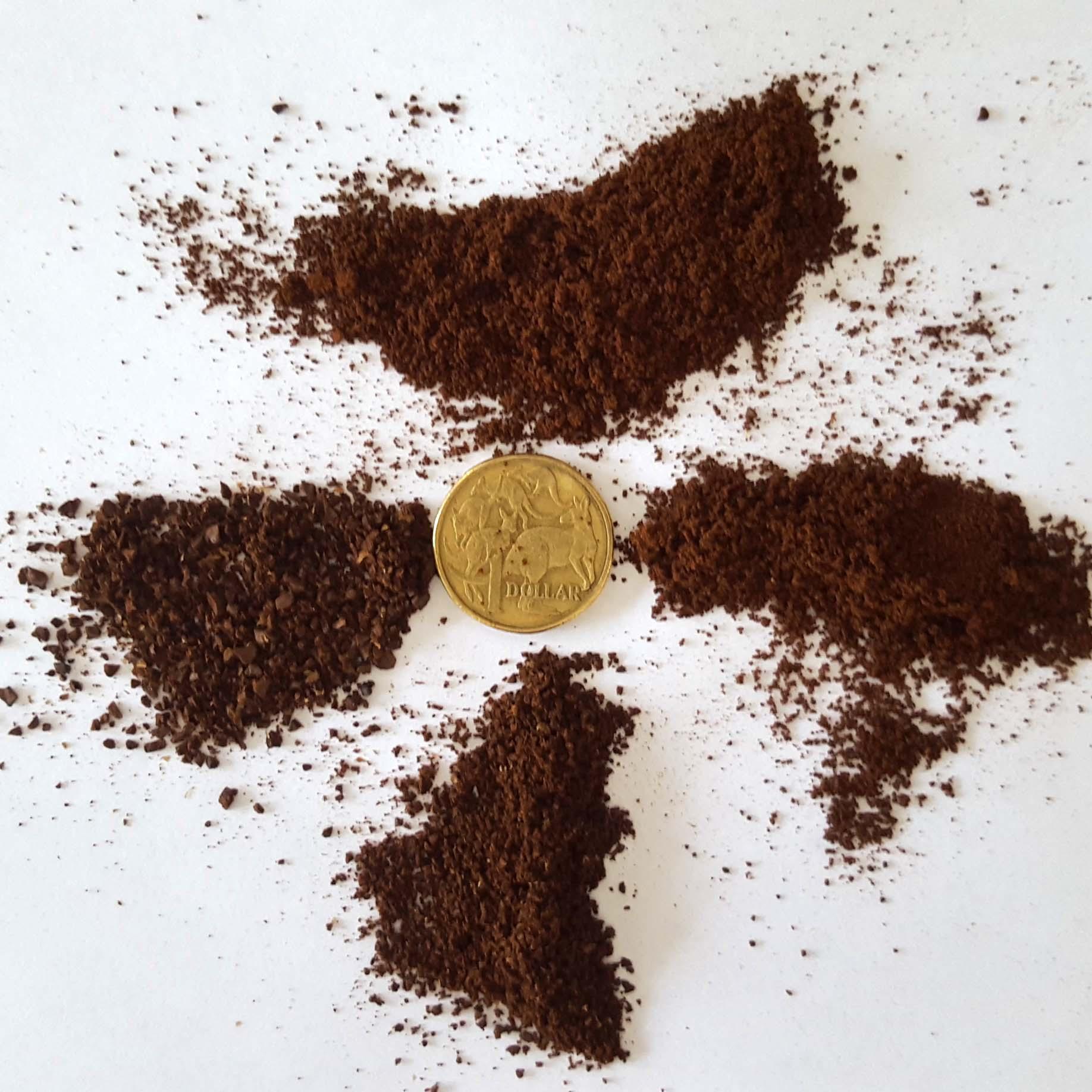 Coffee Grind Size Maleny Coffee