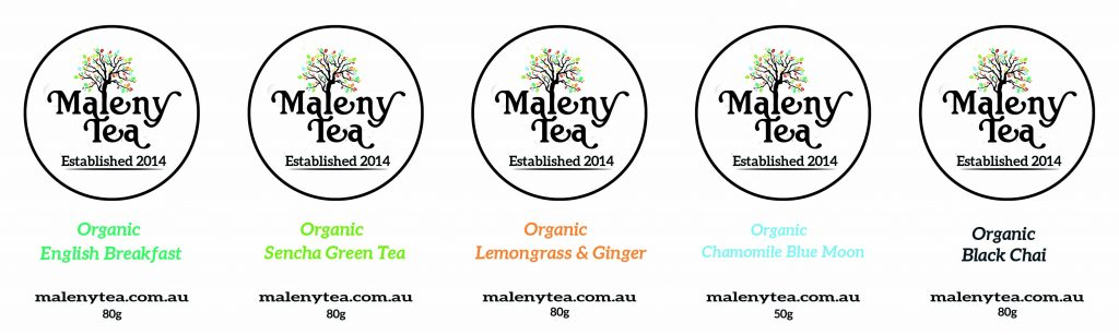 Maleny Tea Cover